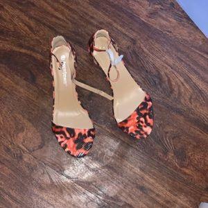 Ladies Short Heels